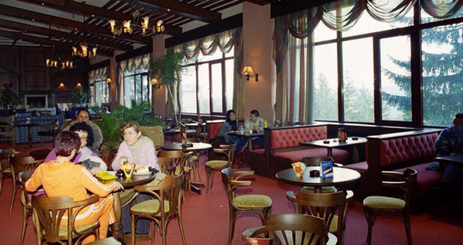 Hotel Prespa pamporovo bugarska restoran
