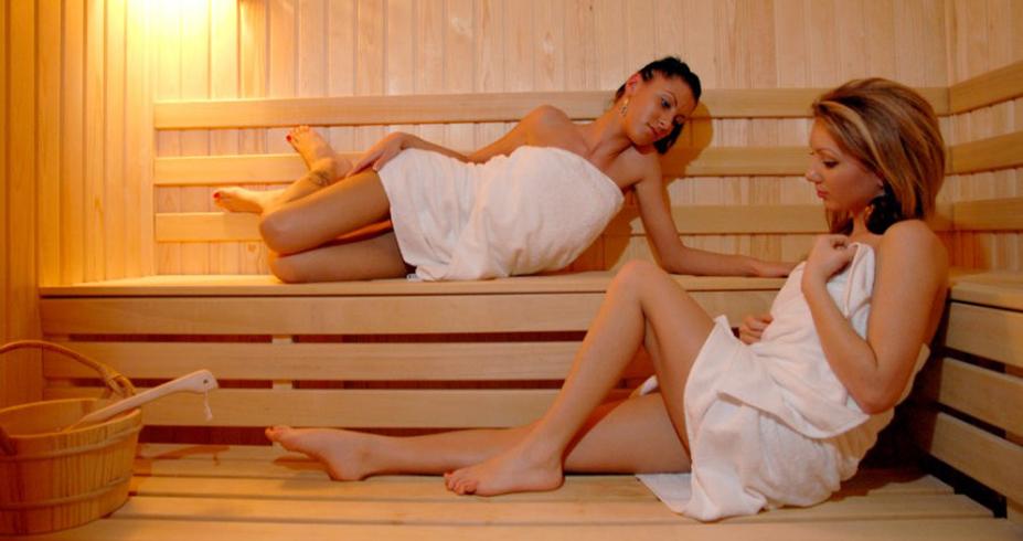 Hotel Prespa pamporovo bugarska sauna