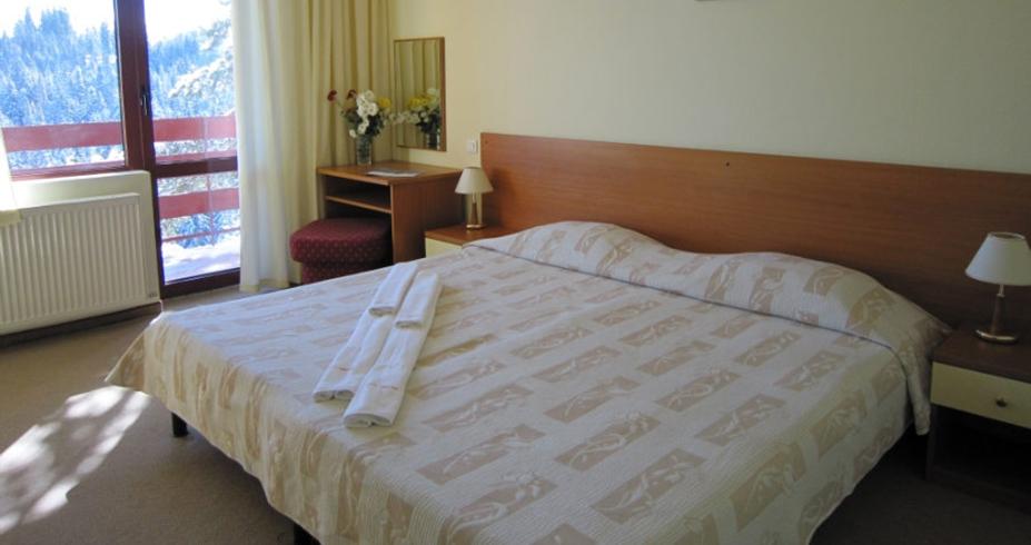Hotel Prespa pamporovo bugarska soba