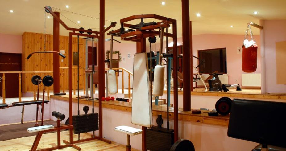 Hotel Prespa pamporovo bugarska teretana