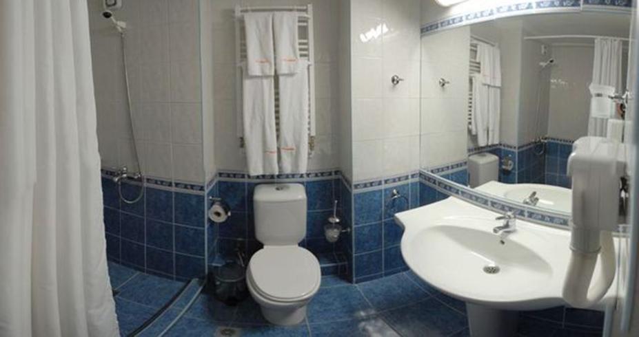 Hotel Prespa pamporovo kupatilo