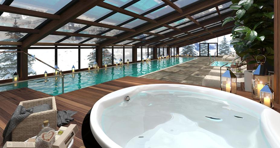 Hotel Putnik Kopaonik bazen