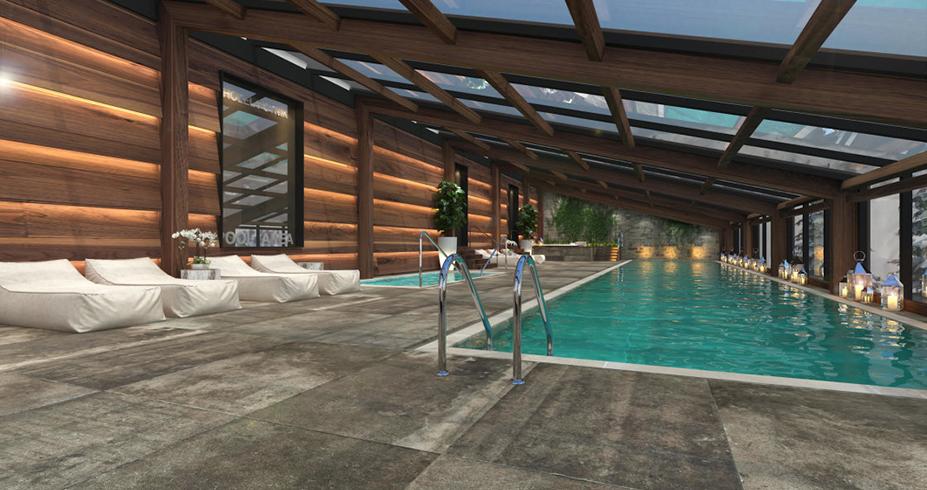 Hotel Putnik Kopaonik zimovanje bazen
