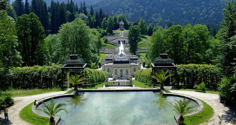 Linderhof dvorac
