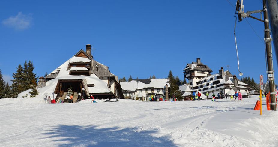 Nebeske Stolice 1 kopaonik skijanje