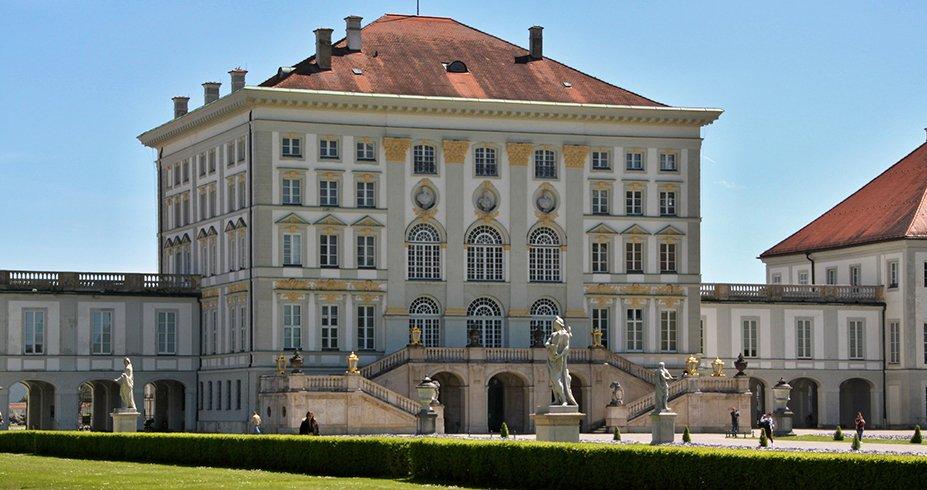 Nimfenburg zamak