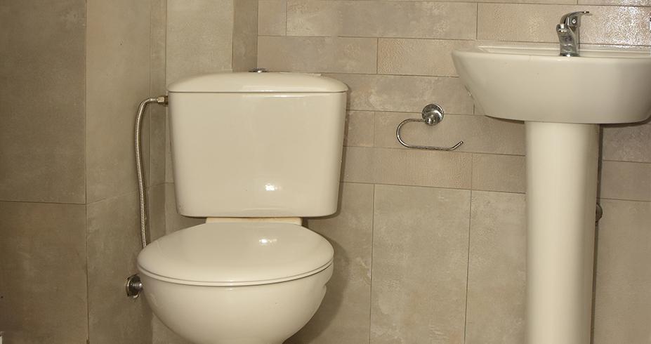 Vila Albatros Pefkohori kupatilo