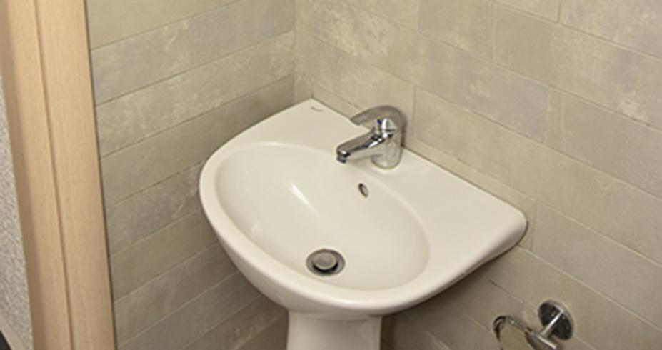 Vila Albatros Pefkohori smestaj kupatilo