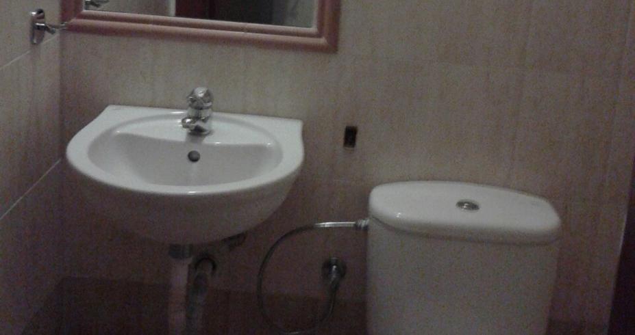 Vila Artos Pefkohori studio kupatilo