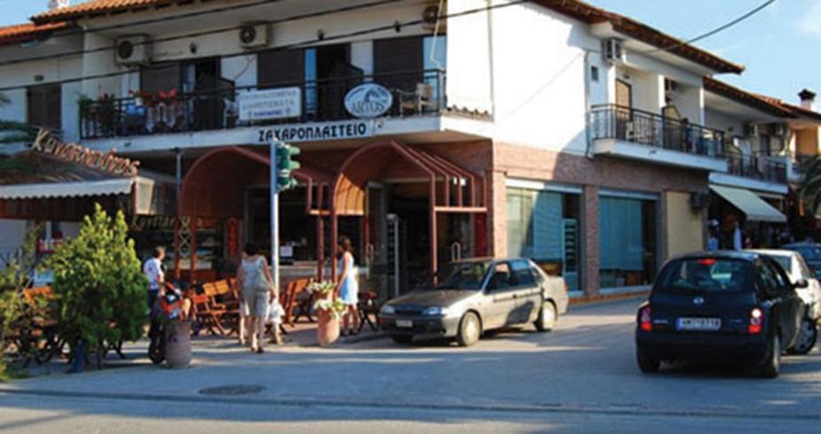 Vila Artos Pefkohori