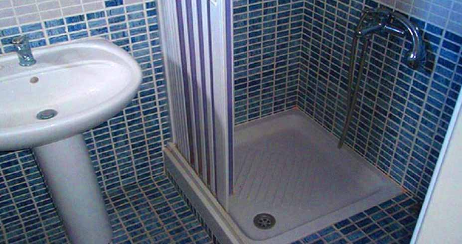 Vila Atina Pefkohori halkidiki kupatilo