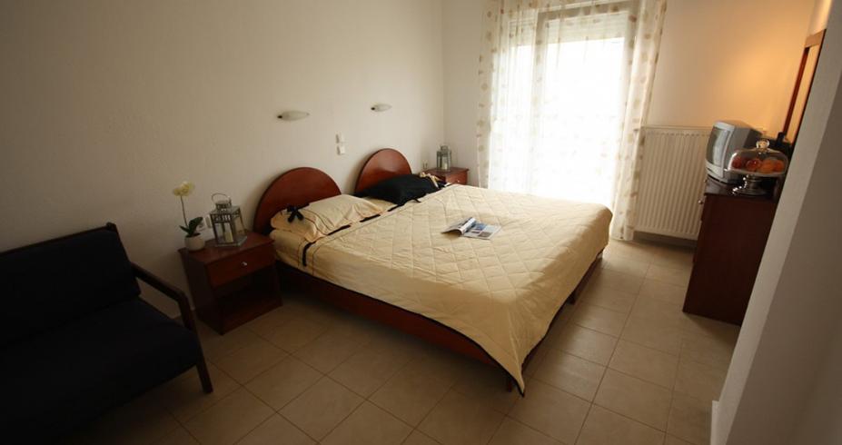 Vila Dionisos Resort Pefkohori grcka leto sobe