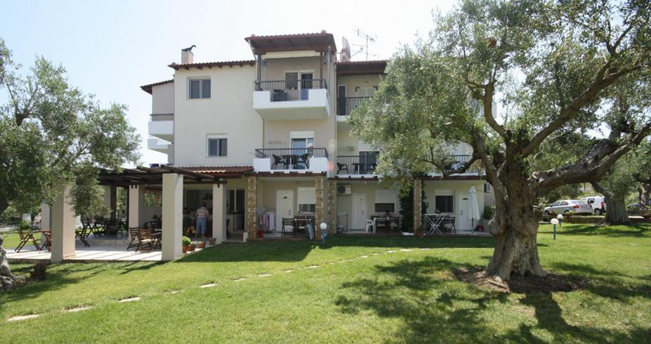Vila Dionisos Resort Pefkohori grcka