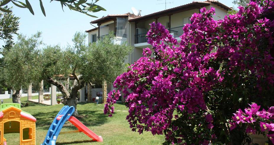 Vila Dionisos Resort Pefkohori igraliste