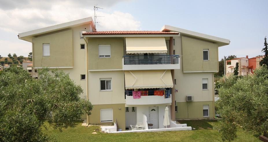Vila Dionisos Resort Pefkohori letovanje grcka