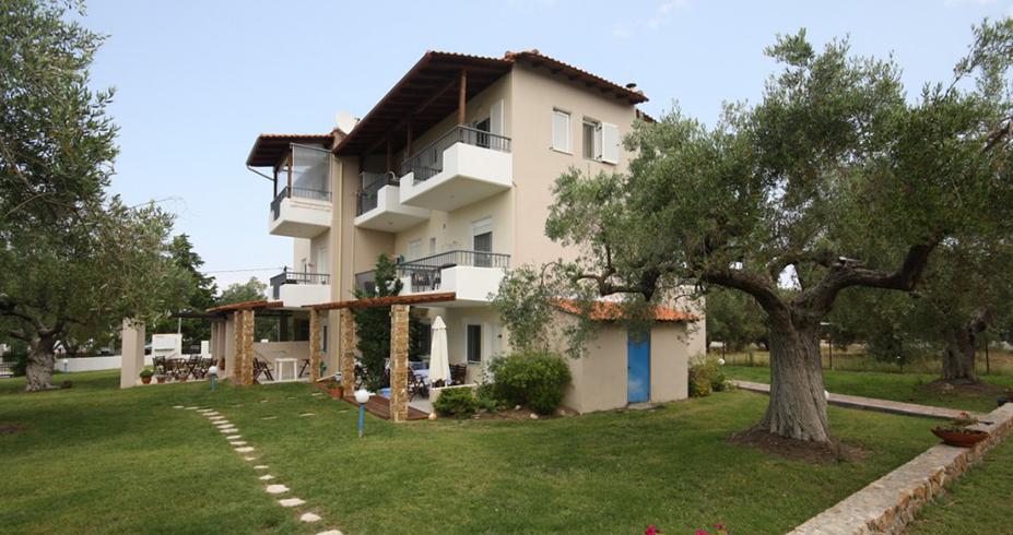 Vila Dionisos Resort Pefkohori