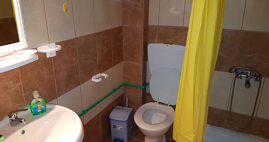 Vila Frossaki pefkohori kupatilo