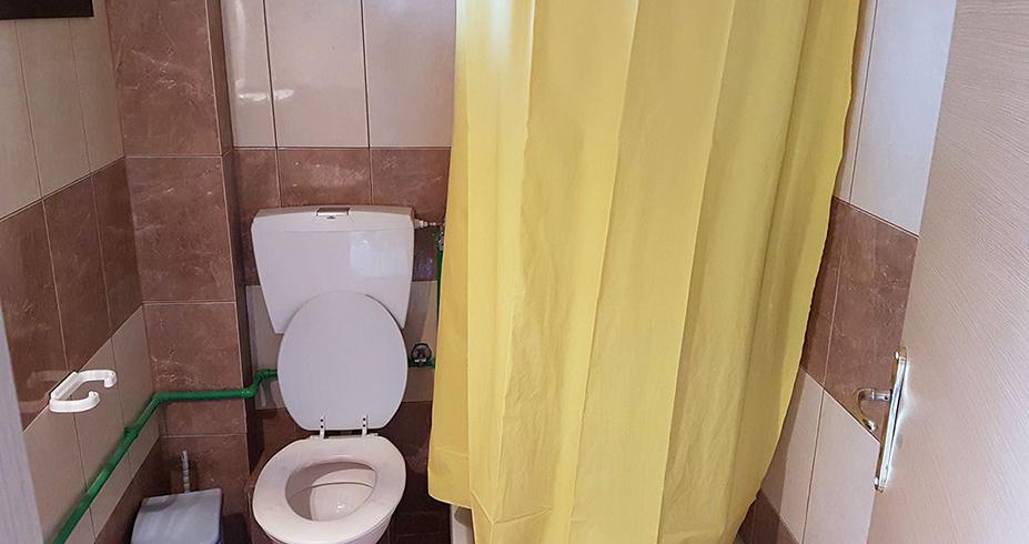 Vila Frossaki pefkohori smestaj kupatilo
