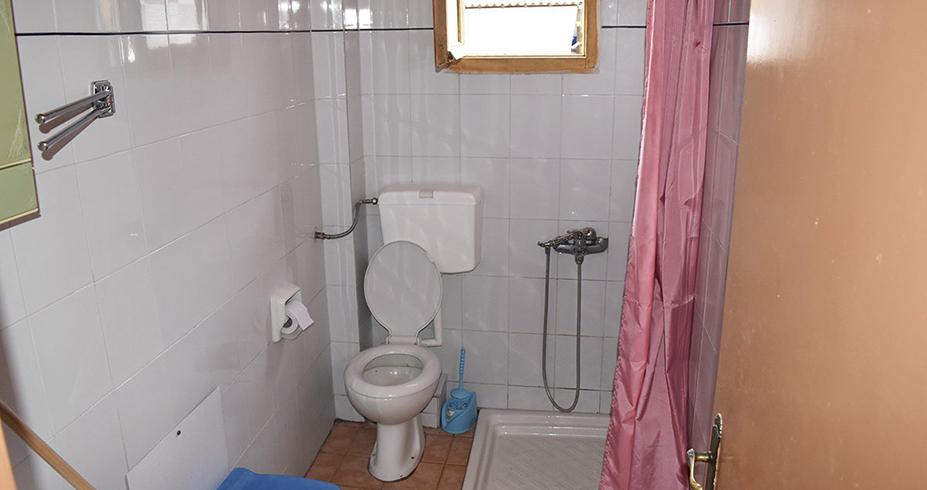 Vila Kassandros pefkohori grcka kupatilo
