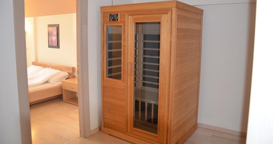 Vila Kopaonik sauna