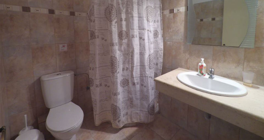 Vila Poseidonio Pefkohori grcka leto kupatilo