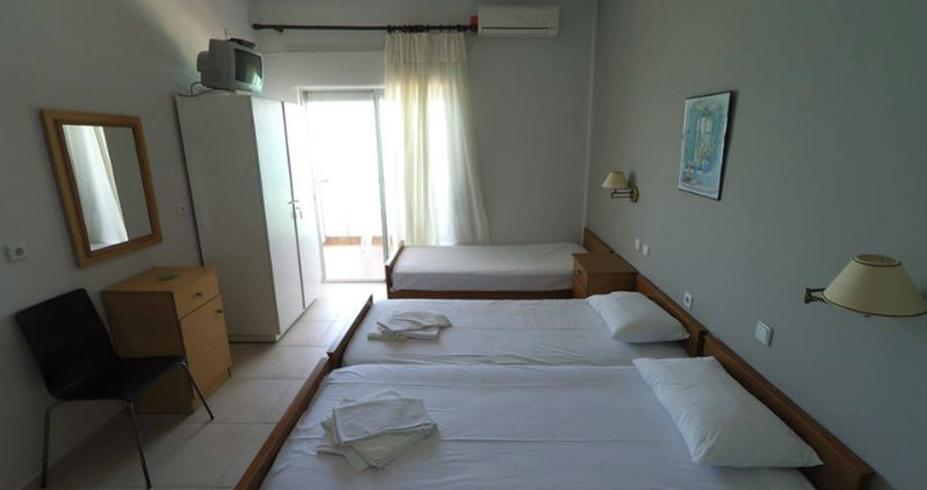 Vila Poseidonio Pefkohori grcka soba