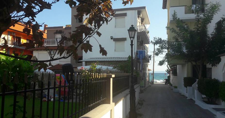 Vila Poseidonio Pefkohori grcka uilca