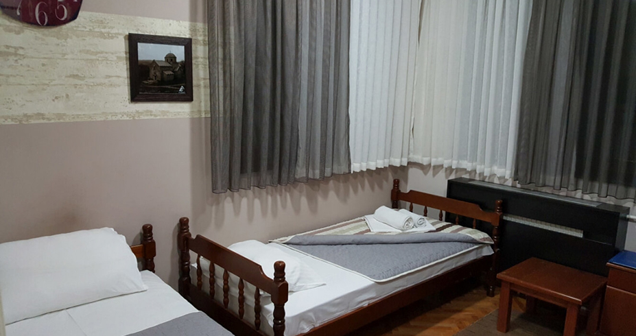Vila Raška Kopaonik sobe