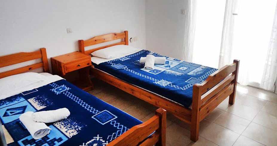 Vila Vilar Pefkohori soba