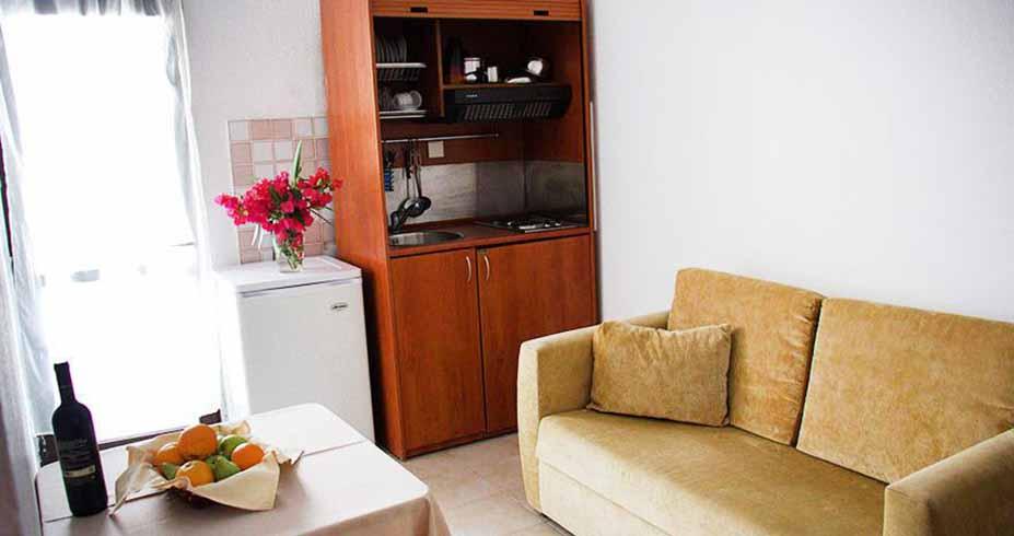 Vila Vilar Pefkohori studio