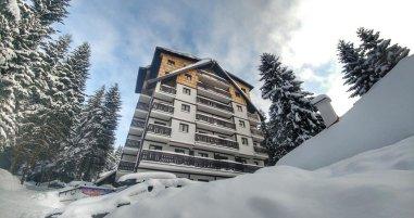 Vila Zvončica Kopaonik skijanje zim