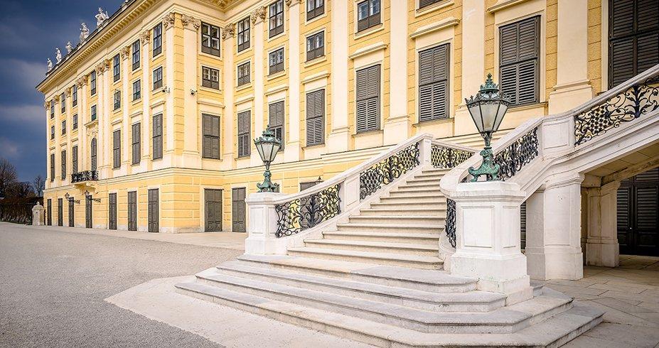 bec austrija zamak