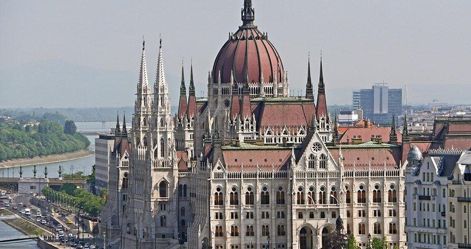 budimpesta parlament