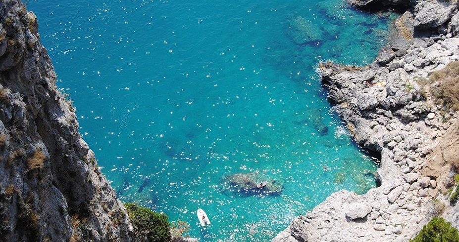 kapri ostrvo italija