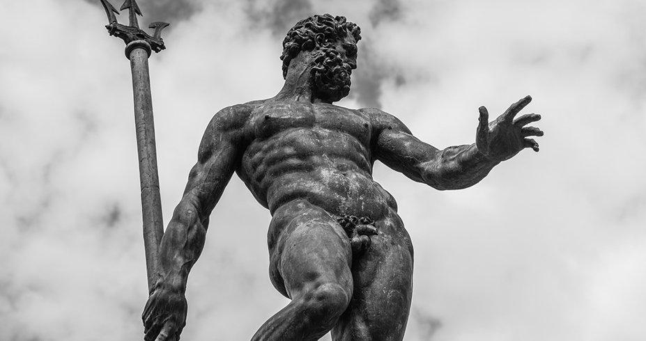 neptun statua bolonja