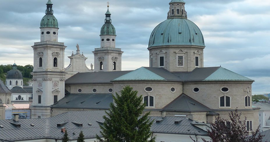 salzburg katedrala