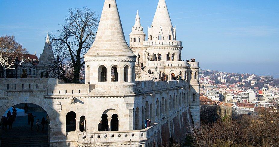 zamak budimpesta