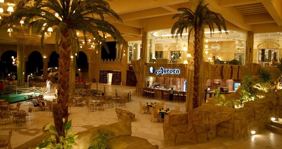Al Nabila Grand Bay Makadi restoran