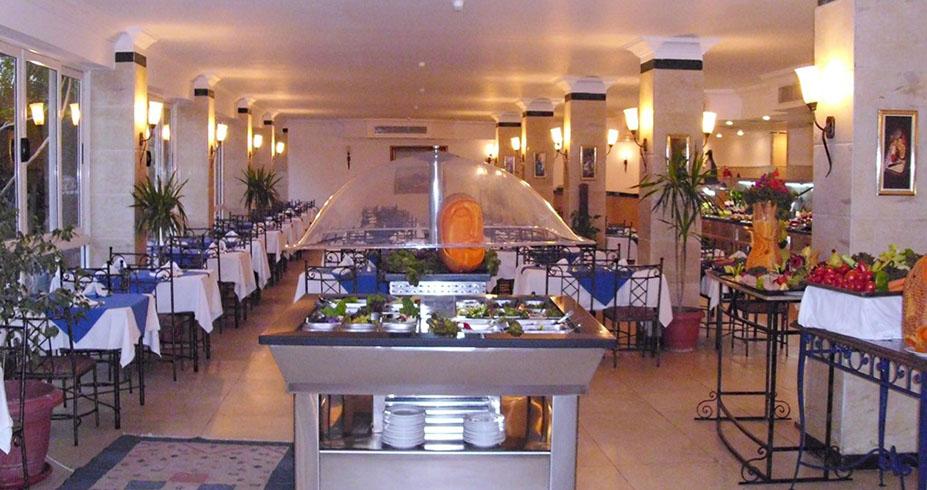 Bella Vista Resort hurghada egipat restoran