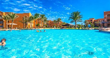 Caribbean World Resort hurgada egipat bazen