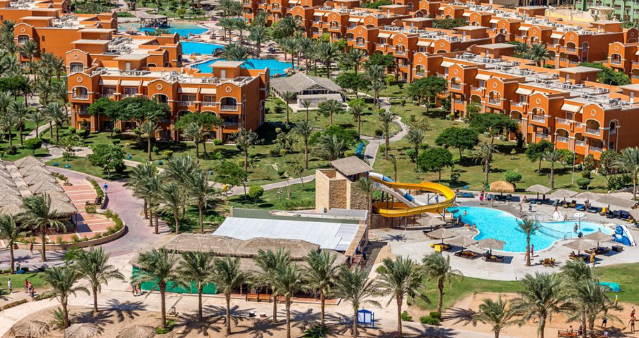 Caribbean World Resort hurgada egipat
