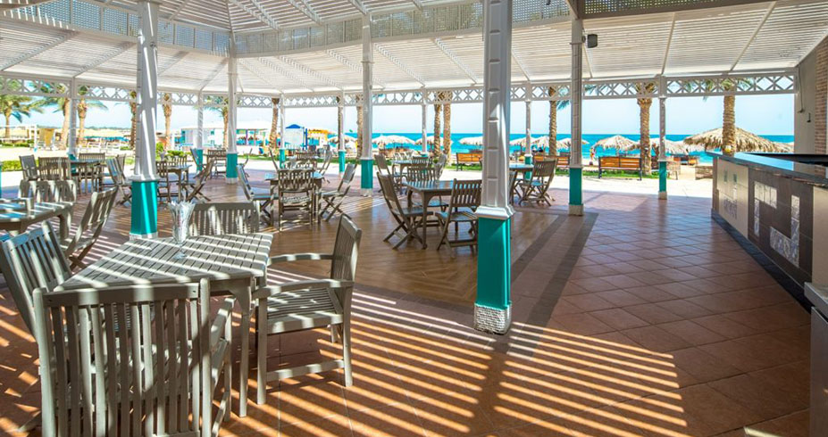 Caribbean World Resort hurgada restoran
