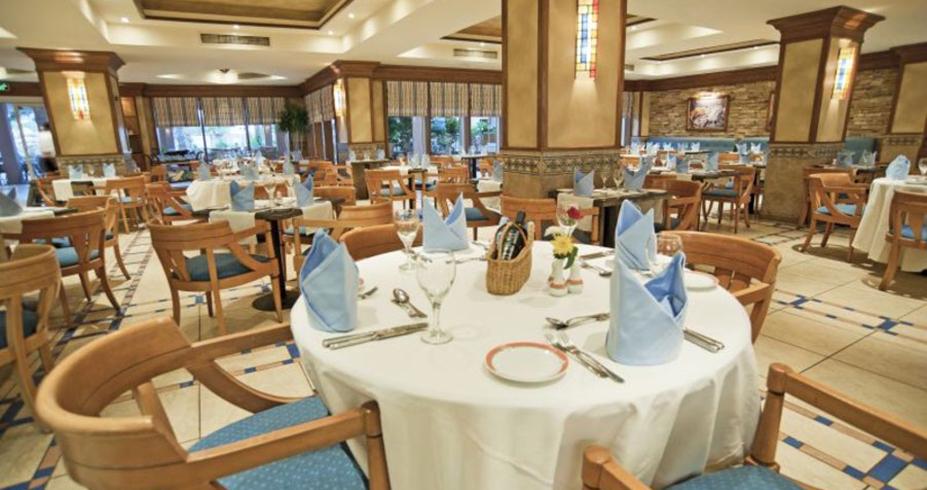 Continental Hotel hurgada egipat restoran