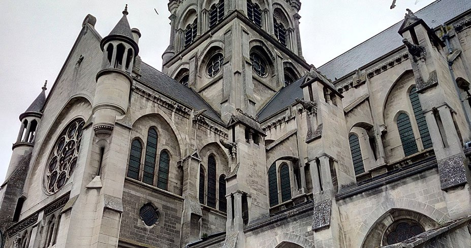 Eperne katedrala