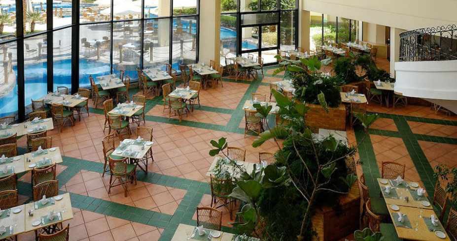 Grand Plaza Hotel egipat hurgada restoran