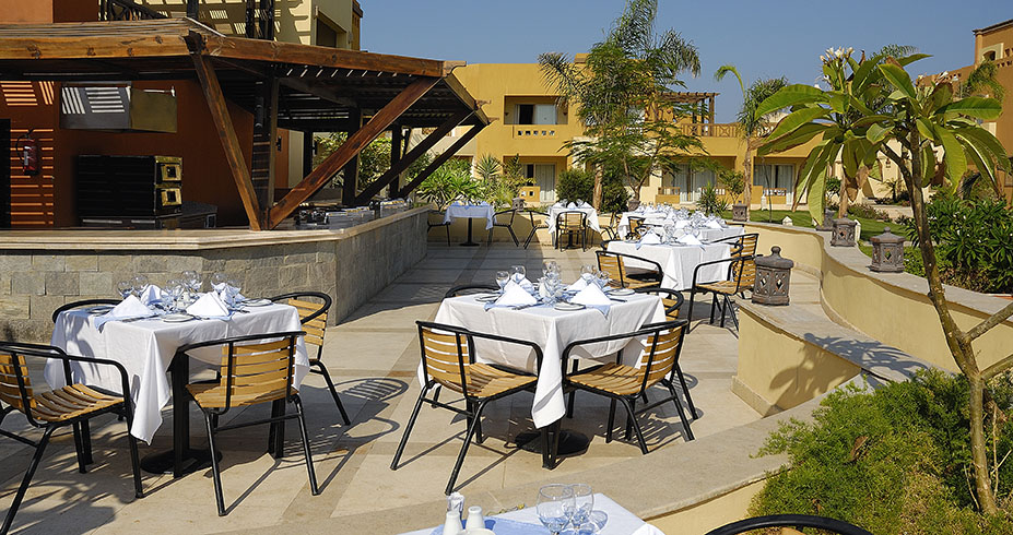 Grand Plaza Resort hurgada restoran