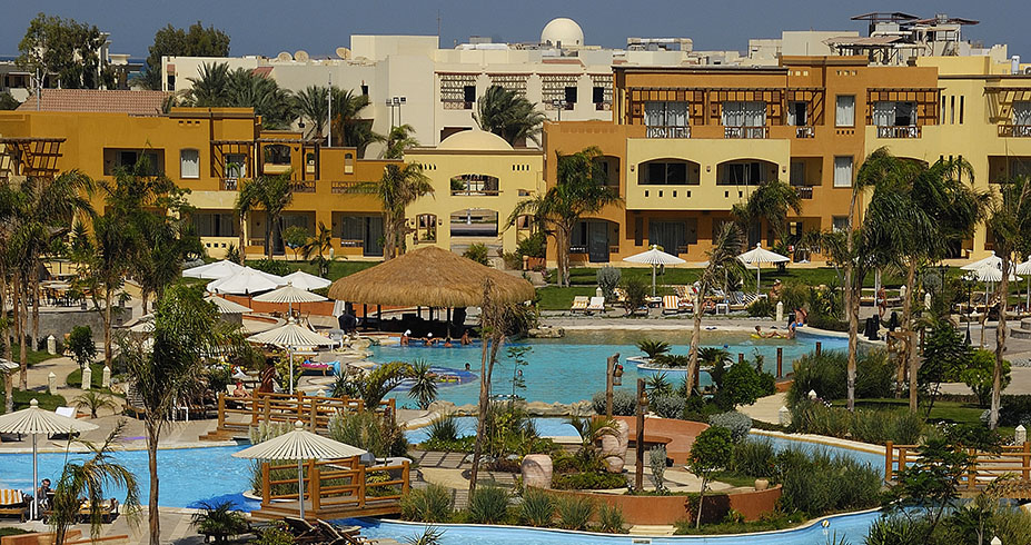 Grand Plaza Resort hurgada