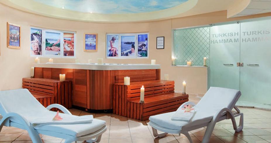 Hilton Long Beach hurgada spa
