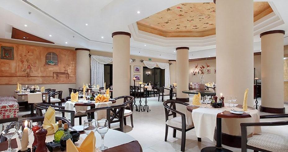 Hilton Resort egipat hurgada restoran