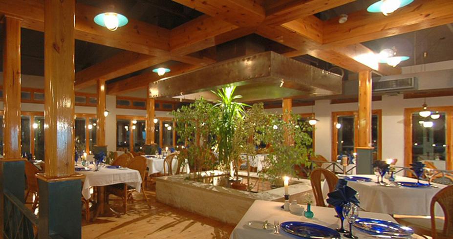 Hilton Resort egipat restoran